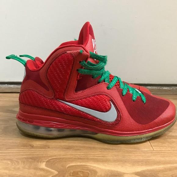 promo code 6d814 a8edf Nike Lebron 9 - Christmas MVP edition. M 5a93a8fbcaab449b3bc2423a
